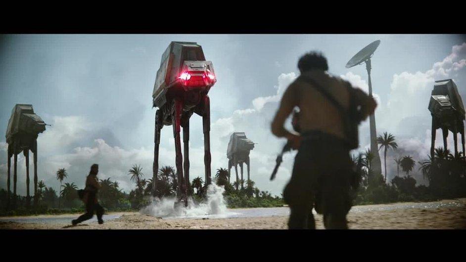 Rogue One: A Star Wars Story do českých kin vstoupí 15. prosince.