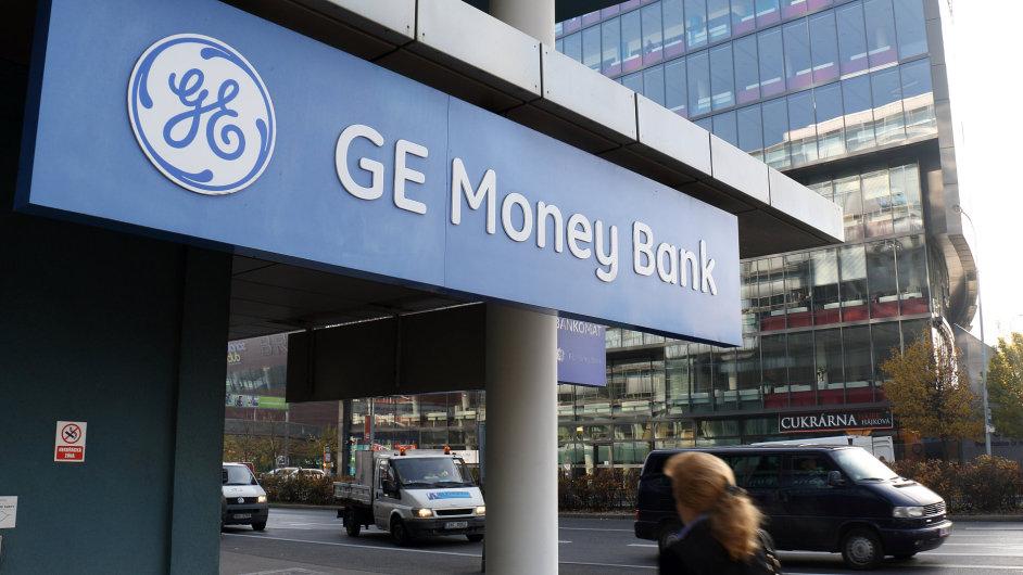 Centrála GE Money Bank v pražském BB Centru ve Vyskočilově ulici v Michli.