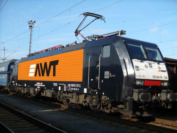 Dopravce AWT, ilustrační foto
