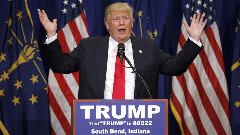 Trump chce jako prezident účinnější diplomacii.