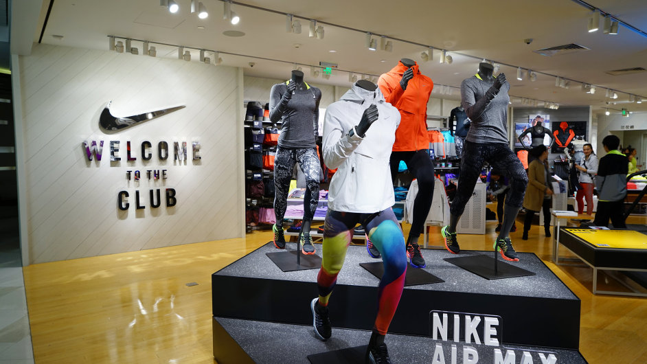 Společnosti Nike nepomohla ani olympiáda - Ilustrační foto.
