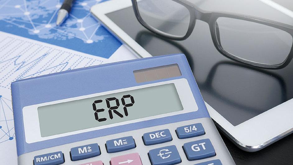 Byznys ERP - ilustrační foto
