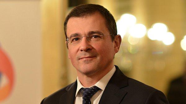 Lukasz Semeniuk, generální ředitel společnosti TOTAL ČR