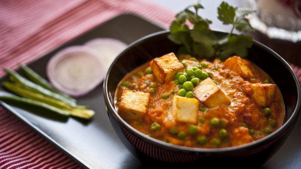 Indická kuchyně - Ilustrační foto.