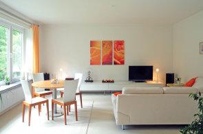 Interiér bytu, ilustrační foto.