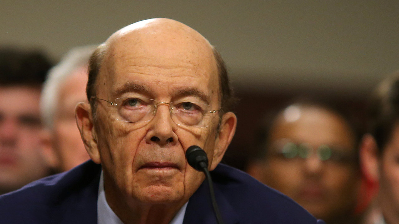 Novým ministrem obchodu Spojených států bude miliardář Wilbur Ross.