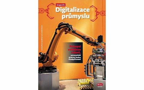 Právě vyšlo: <BR> ICT revue speciál - Digitalizace průmyslu