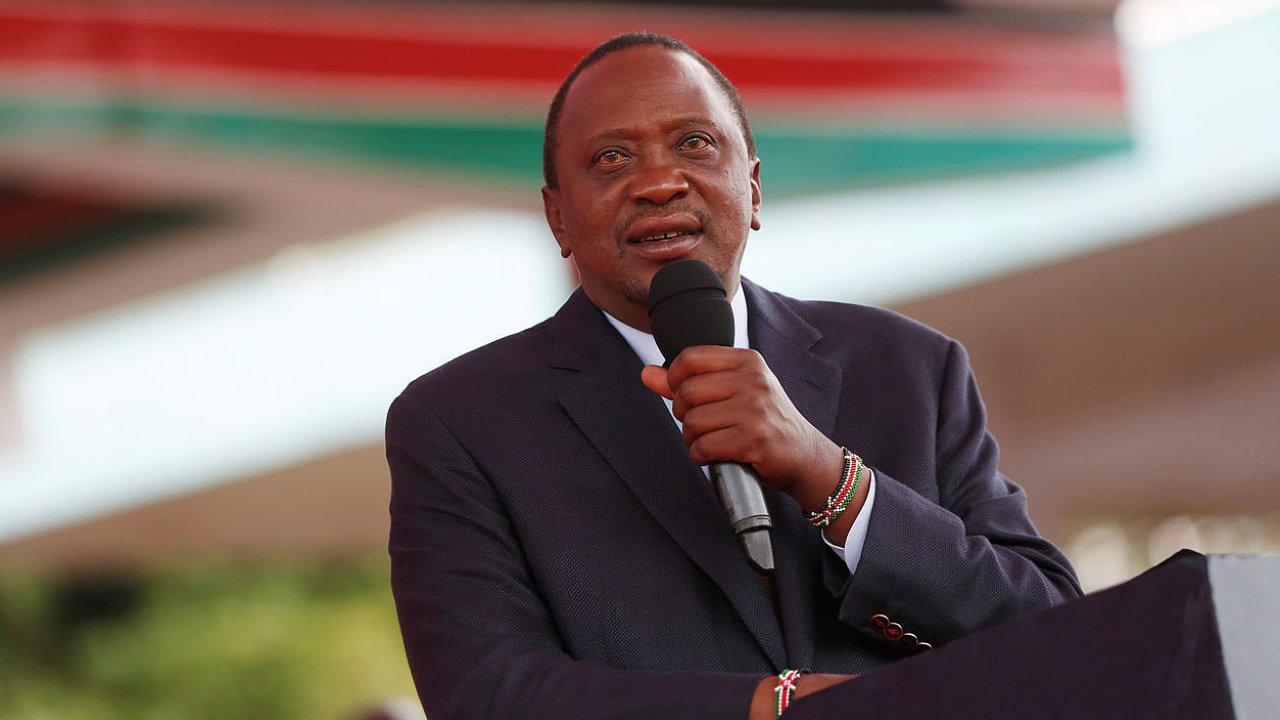 Prezident Uhuru Kenyatta