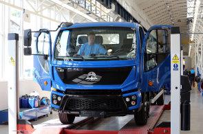 Strnadova skupina CSG vyrobí ve spolupráci s Poláky užitkový elektromobil. Vznikne na podvozku Avia