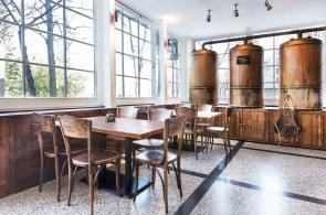 Zápisky protivného hosta: Pivnice na poděbradské kolonádě a konopné pivo pod šumavskými kopci