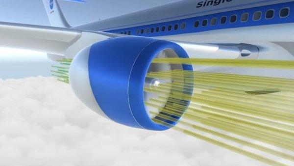 Letadlům budoucnosti pomůže elektřina. NASA představila průkopnický motor