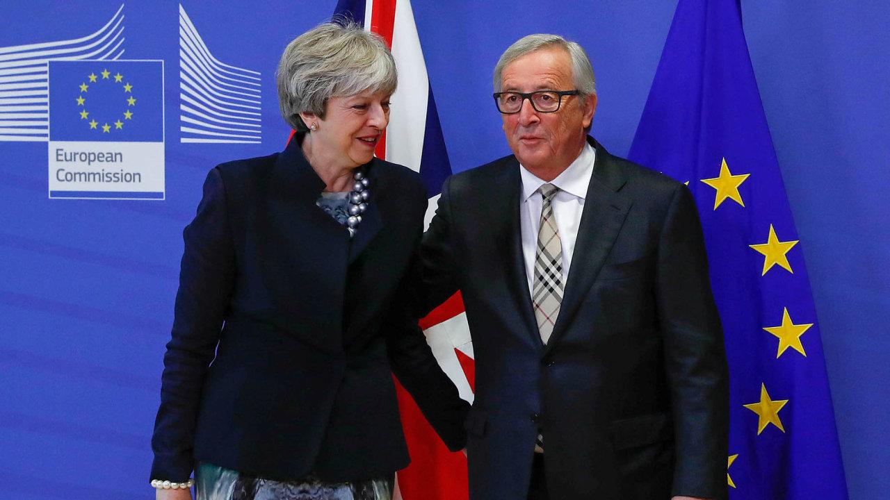 Brexit v praxi: