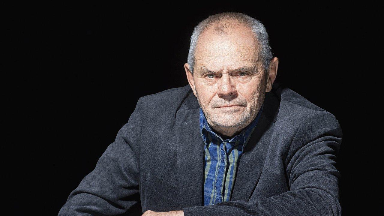 Milan Kňažko, herec a první ministr zahraničních věcí samostatné Slovenské republiky