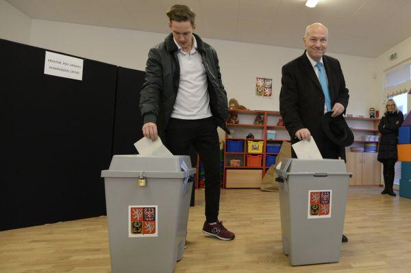 prezidentské volby 2018, Pavel Fischer