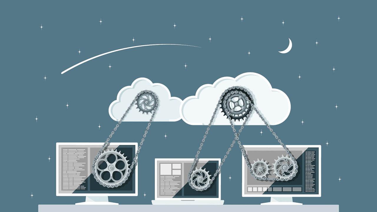Nabídka informačních systémů kategorie ERP oslovuje stále menší podniky.