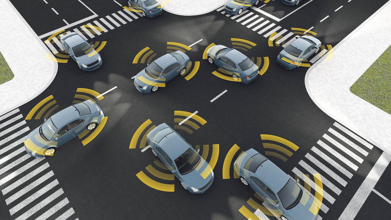 Kooperativní inteligentní dopravní systémy (C-ITS) jsou systémy založené na komunikaci (výměně dat) mezi samotnými vozidly a také mezi vozidly a zařízením na silniční infrastruktuře.