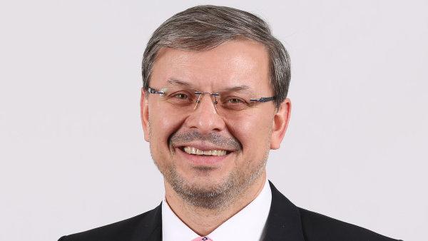 Karel Šulc, generální ředitel Swiss Life Selec