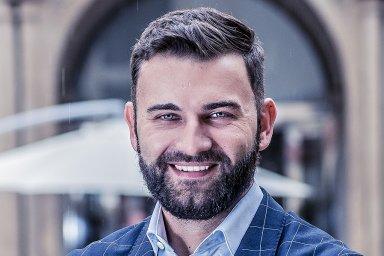 Dan Ledvinka, Group Head of Business Development & Marketing společnosti ASB Group v regionu CEE