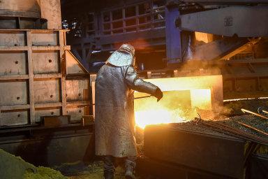 Plzeňské hutě a kovárny Pilsen Steel propustí 500 zaměstnanců. Ilustrační foto.