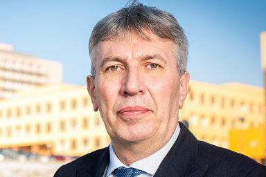 Jiří Havrlant, ředitel FN Ostrava