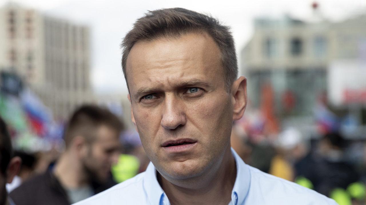 Alexej Navalnyj výzval v komunálních volbách k