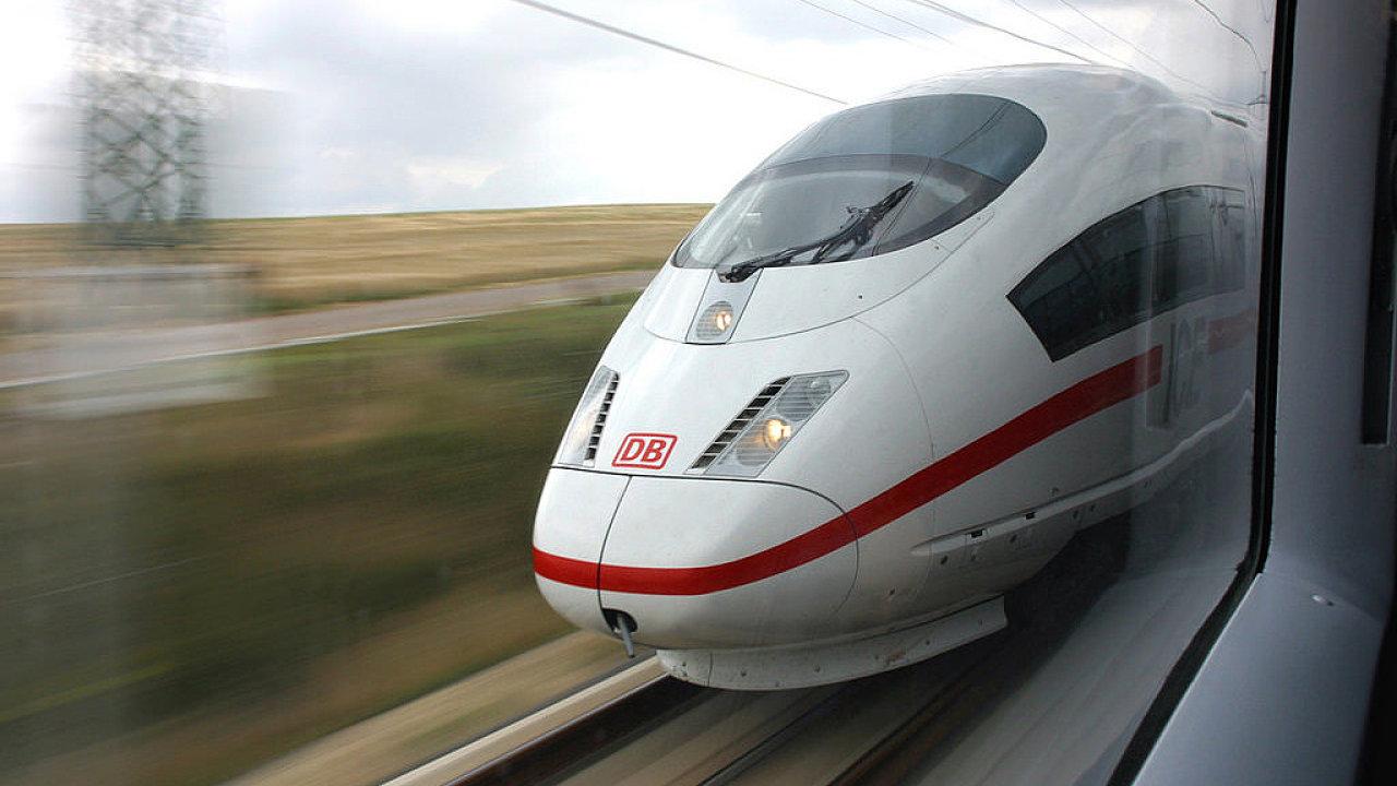 Icomera a Ericsson poskytují WiFi připojení pro vysokorychlostní vlaky v Německu