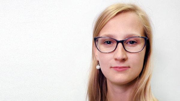 Markéta Hronová, redaktorka Hospodářských novin