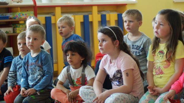 Děti v MŠ