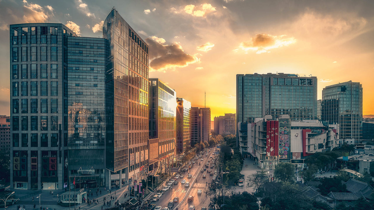 Pekingská čtvrť Zhongguancunse má stát jedním ztechnologických center, která mají Číně pomoci knezávislosti vevýrobě procesorů.