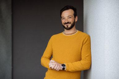 Tomáš Braverman, šéf srovnávače cen Heureka.