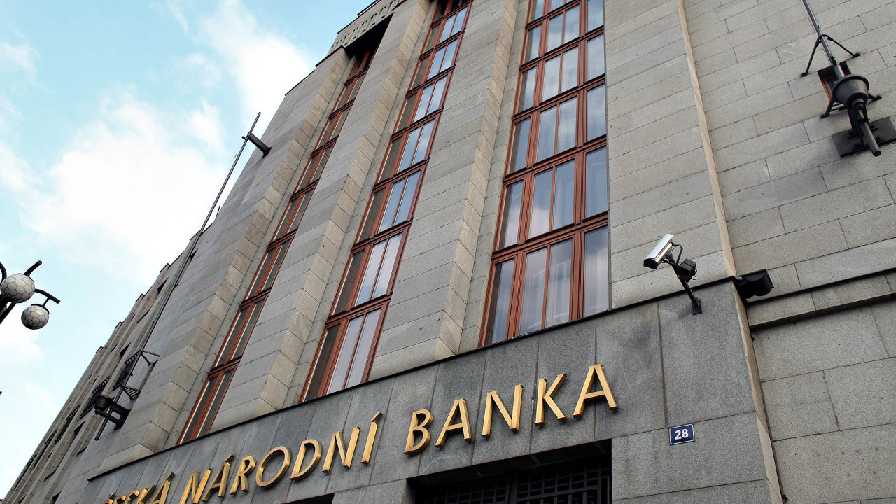 Ve čtvrtek proběhne zasedání bankovní rady České národní banky.