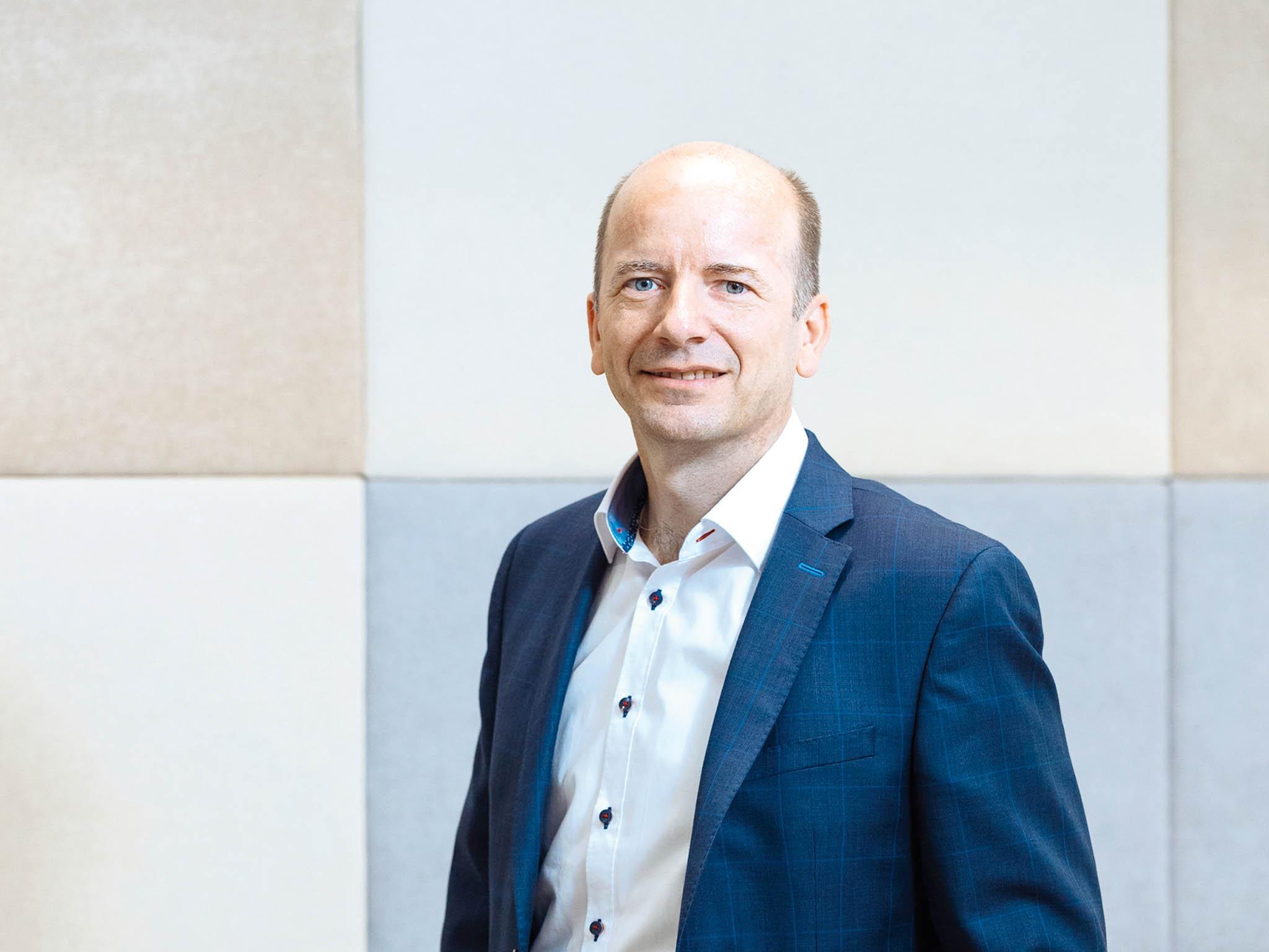 Ředitel IT vespolečnosti Cetin Vladimír Klein