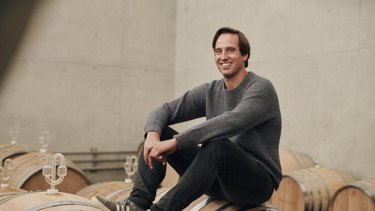 Jochen Dreissigacker, majitel vinařství z německého Bechtheimu