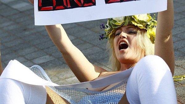 Protesty p�ed Eurem, Ukrajina, Kyjev