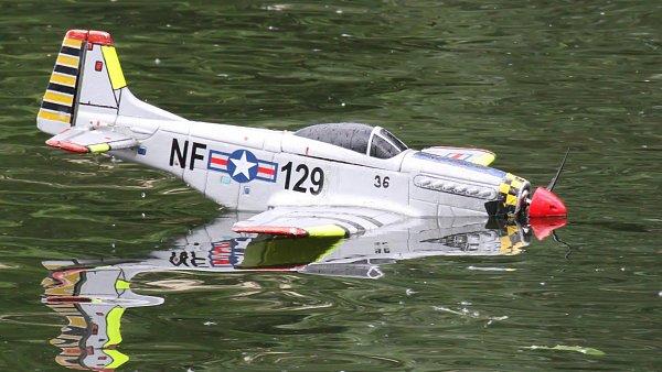 Bitva Midway, Brněnská přehrada