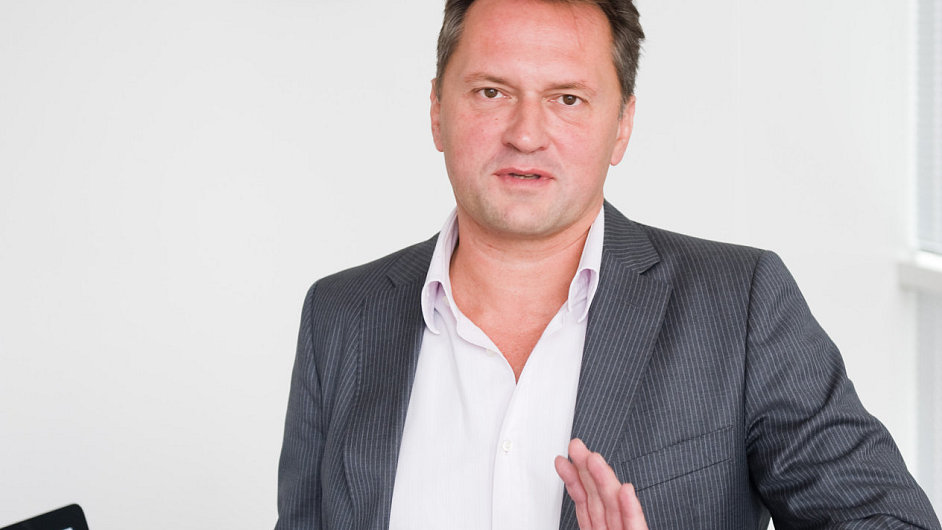 Dnes je Miloš Červenka spolumajitelem firmy Geodis