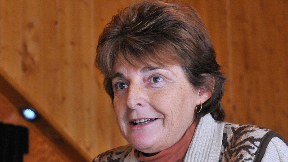 Marie Vodičková, Fond ohrožených dětí