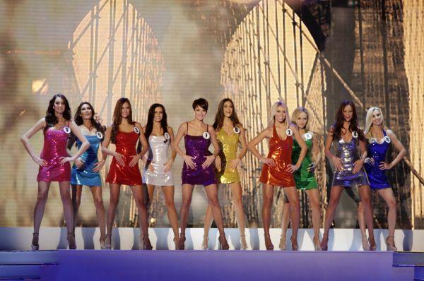 Deset finalistek �esk� Miss 2013