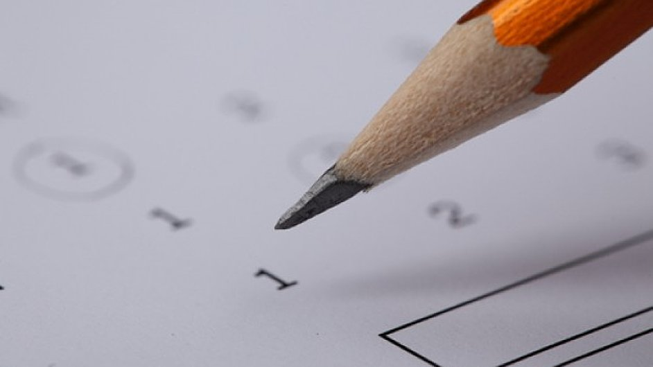 Test, ilustrační foto