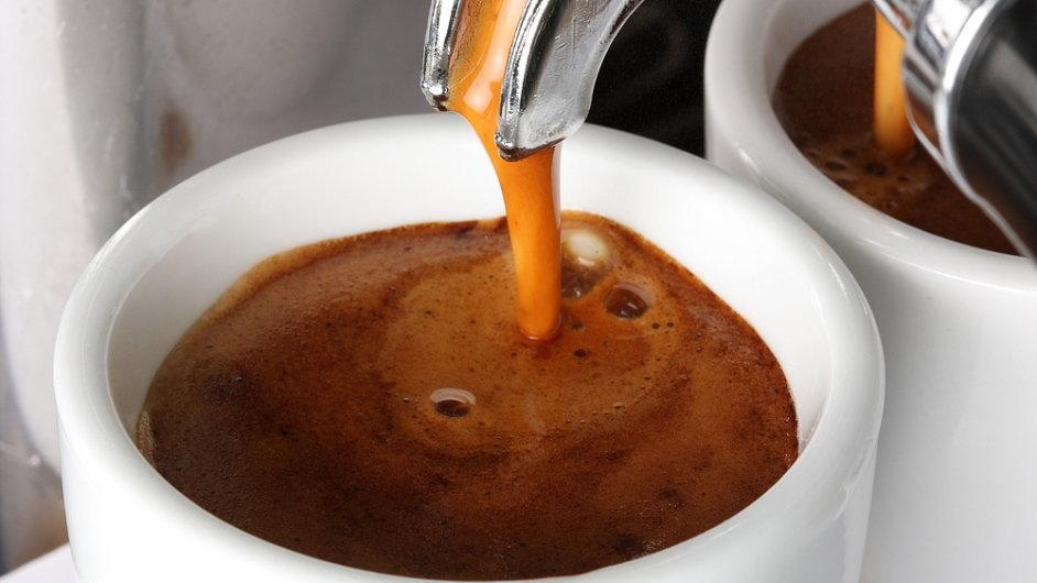 Káva, ilustrační foto