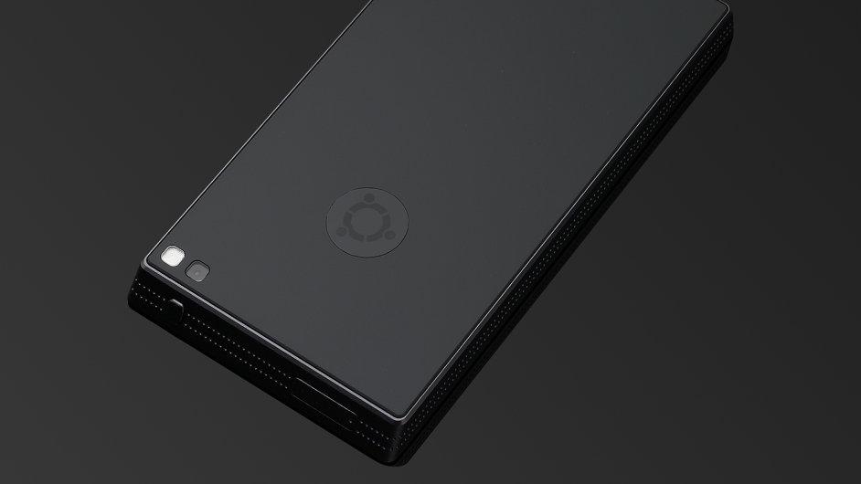 Koncept supertelefonu Ubuntu Edge