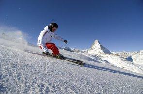 Průzkum: Nejlepším alpským lyžařským areálem je švýcarský Zermatt