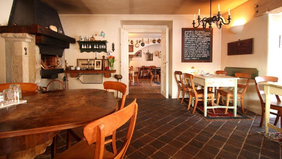 Restaurace V Polích