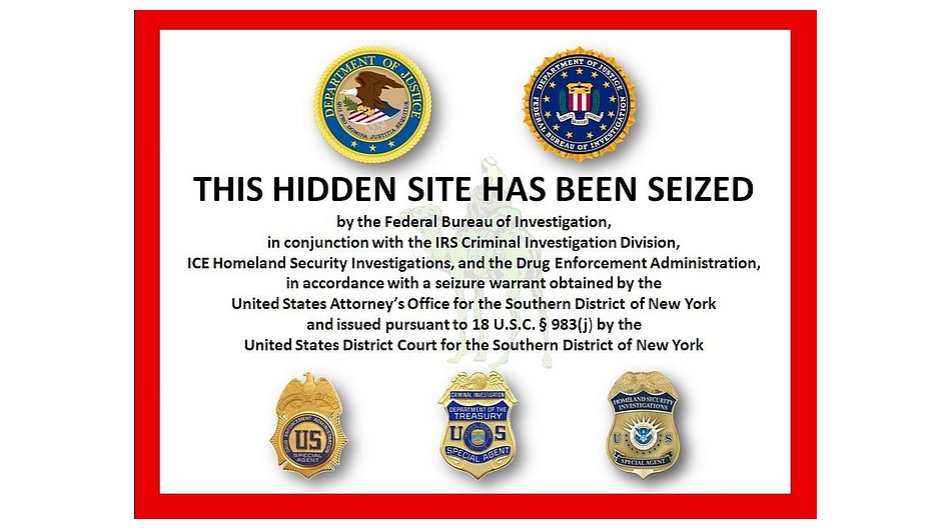 Silk Road uzavřela FBI.