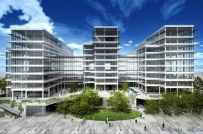 Metronom Business Center novým domovem společností skupiny SAP