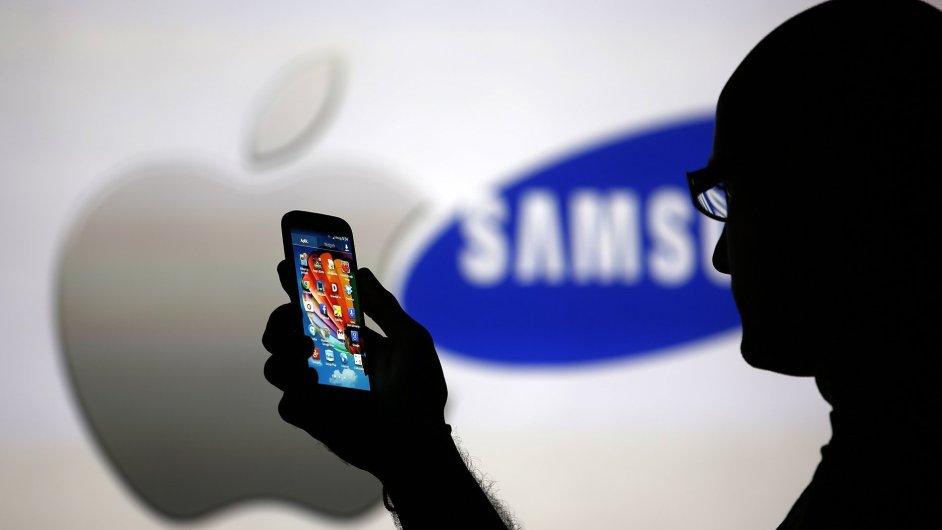 Samsung vyvíjí displeje pro Apple (ilustrační foto).