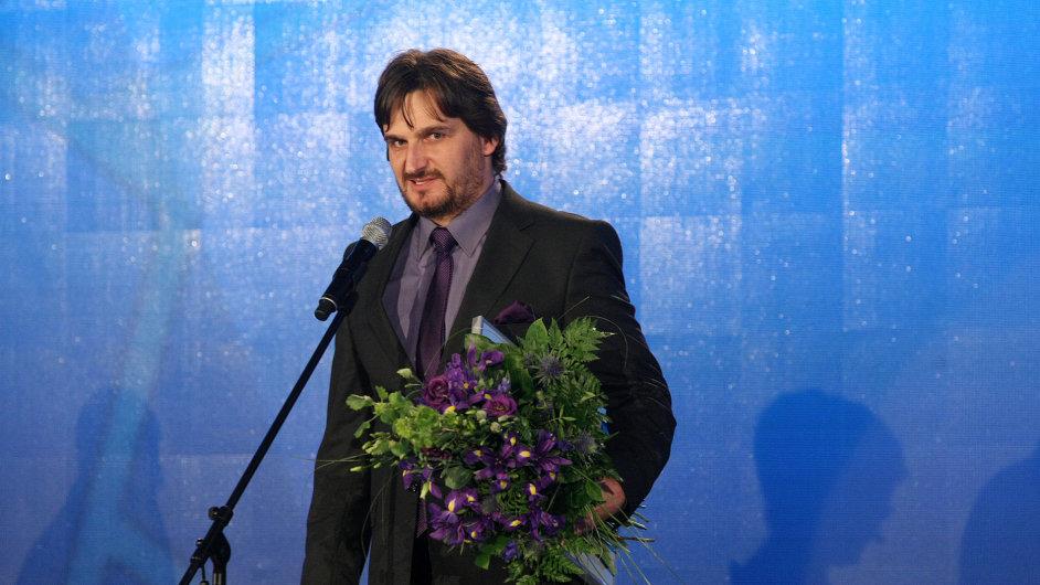 Držitel ocenění Inovátor roku 2013 Tomáš Flajzar