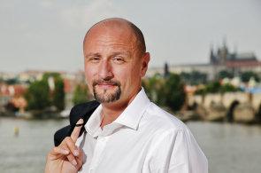 Zbyněk Passer, lídr hnutí Pro Prahu