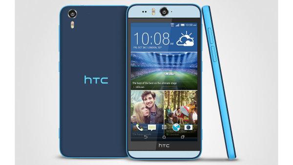 TEST: HTC Desire Eye m� hned dva dobr� fo��ky a neboj� se vody