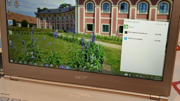 Windows 10 maj� v nov� verzi notifika�n� centrum stejn� jako mobily